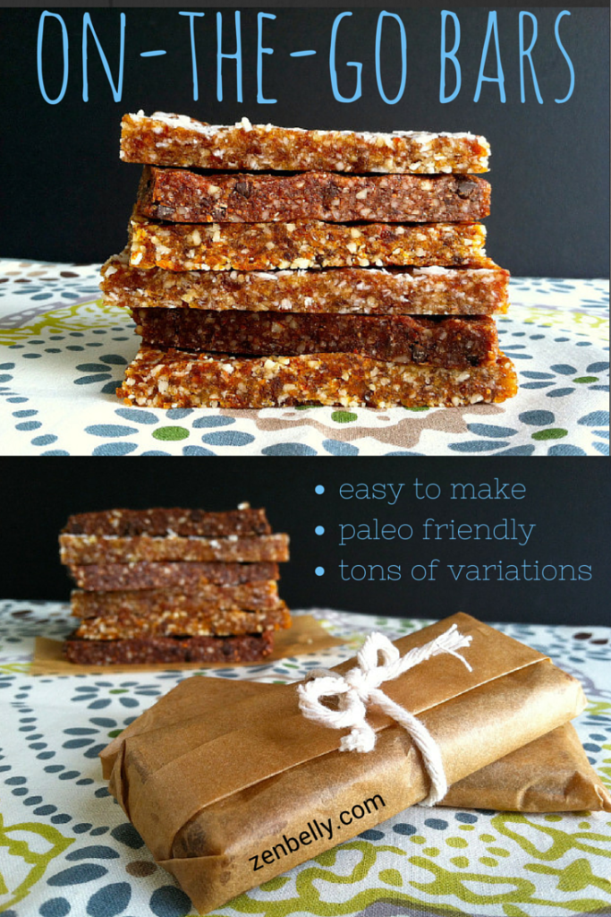 paleo on the go bars