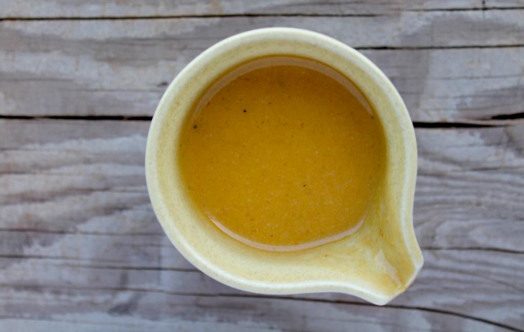 caramelized vegetable gravy