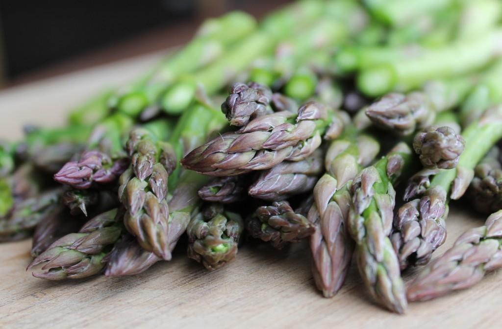 asparagus is just so photogenic