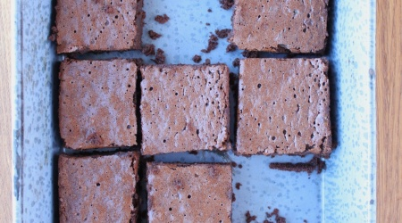 super chocolatey brownies (paleo, nut-free)