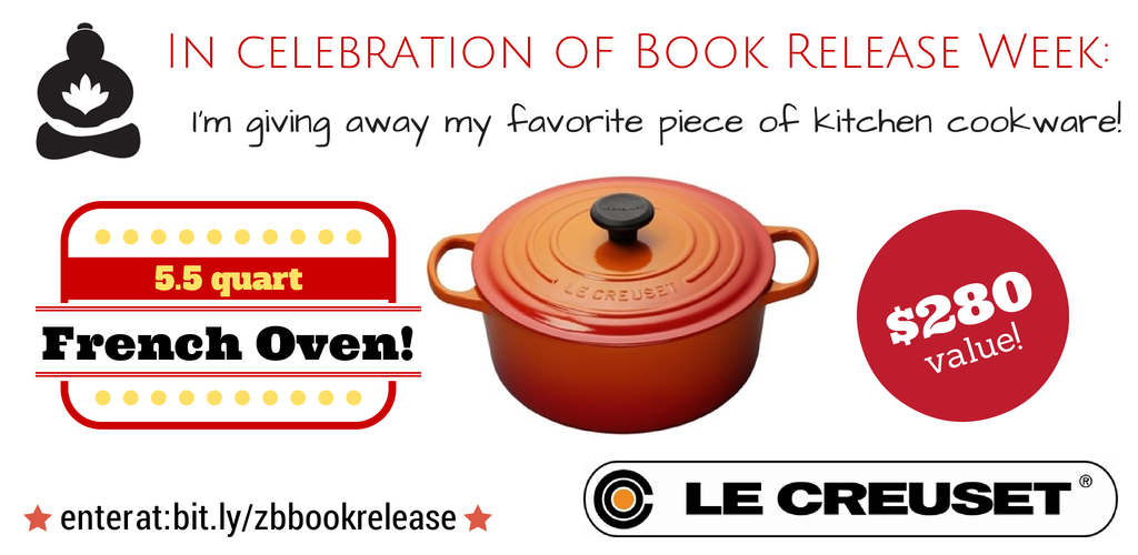 The Zenbelly Cookbook + Le Creuset Giveaway