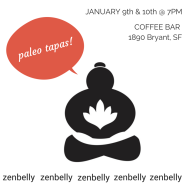 Last Call for tickets to the Paleo Tapas Popups!