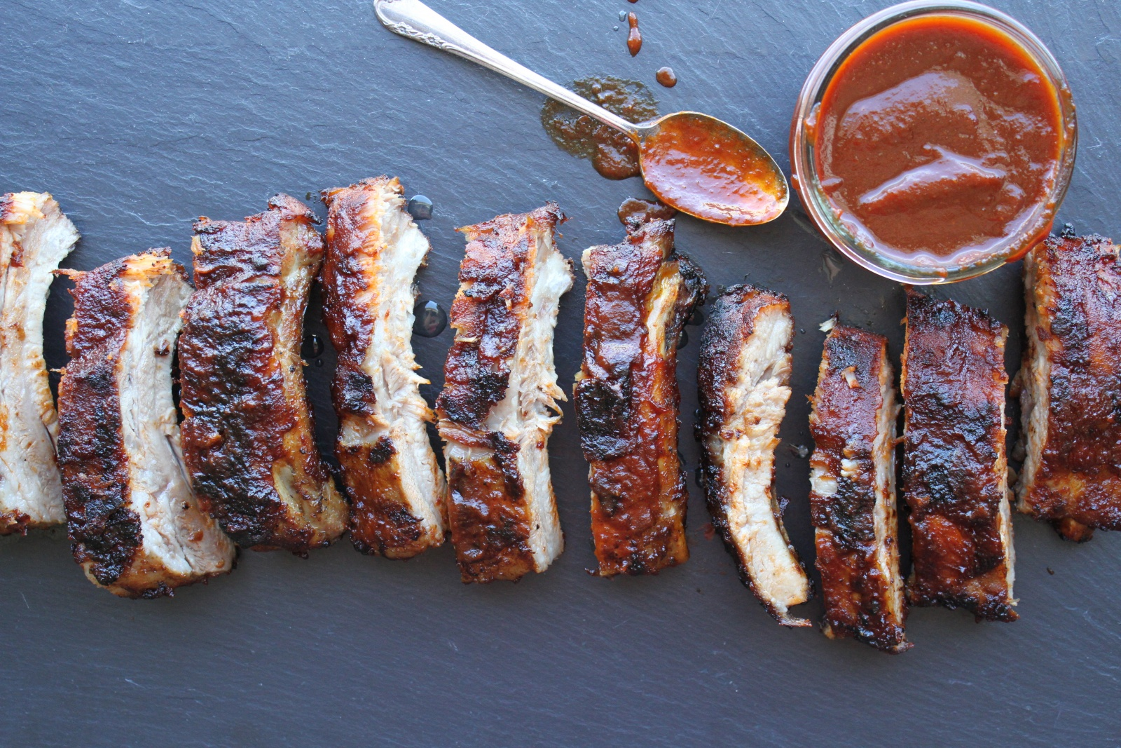 BBQ Baby Back Ribs - zenbelly