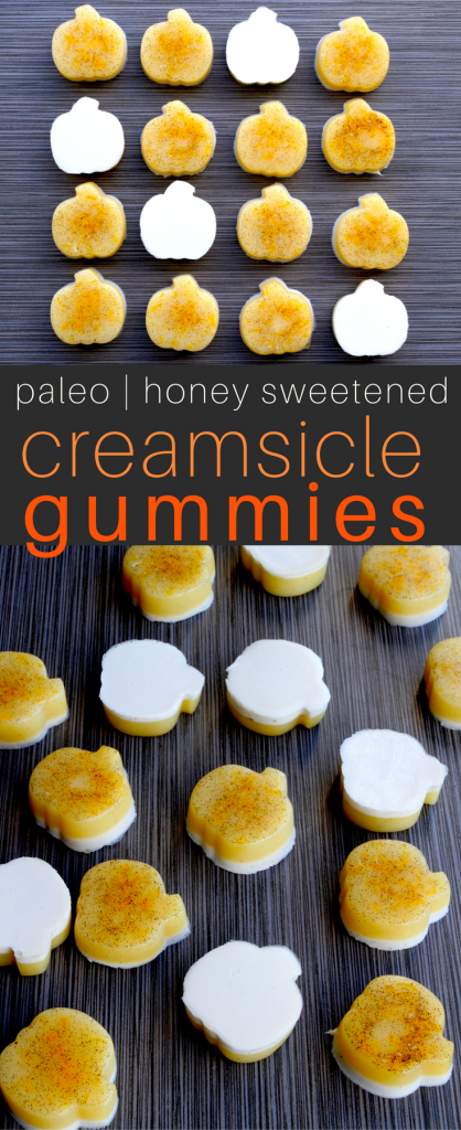 creamsicle gummies