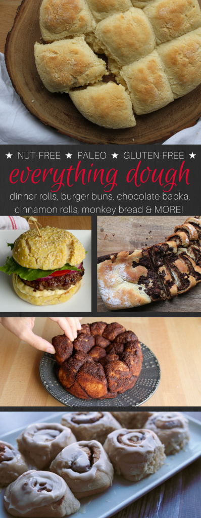 paleo everything dough