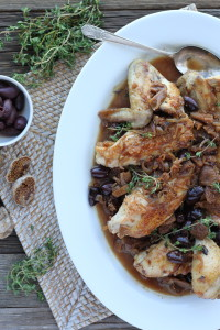 fig and olive chicken 1