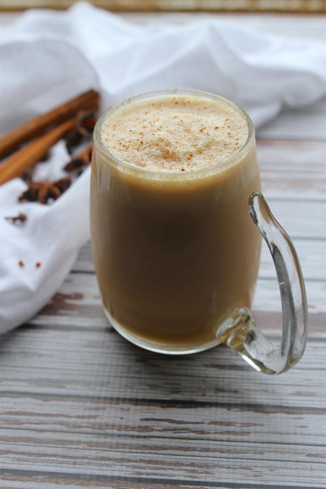dairyfree masala chai