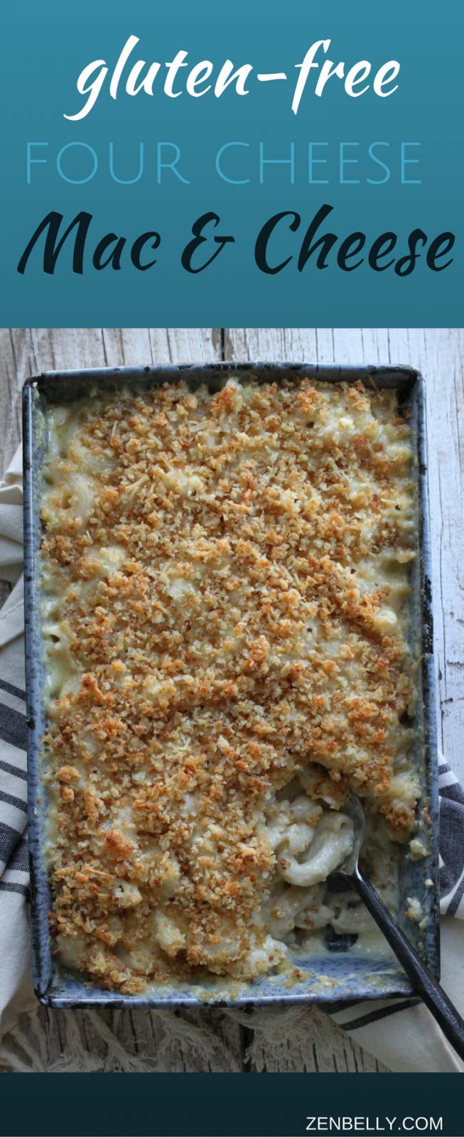 GLUTENFREE mac 7 cheese