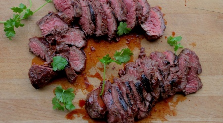 The Best Hanger Steak