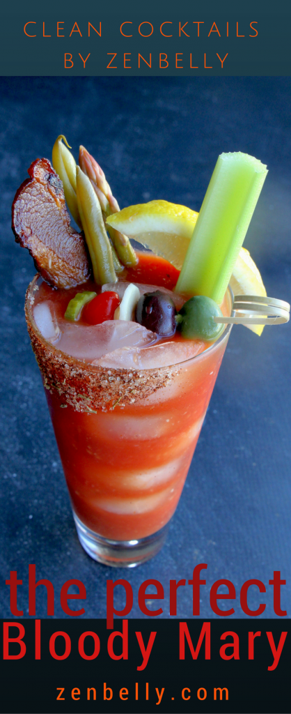 perfect bloody mary