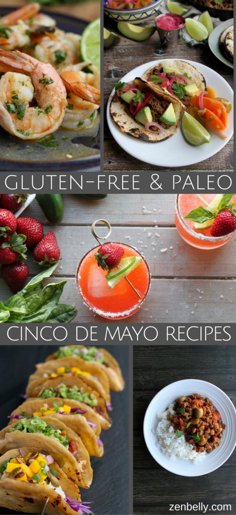 gluten-free & paleo cinco de mayo