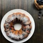 paleo berry bundt cake