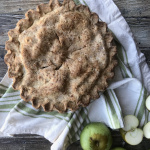 glutenfree pie crust