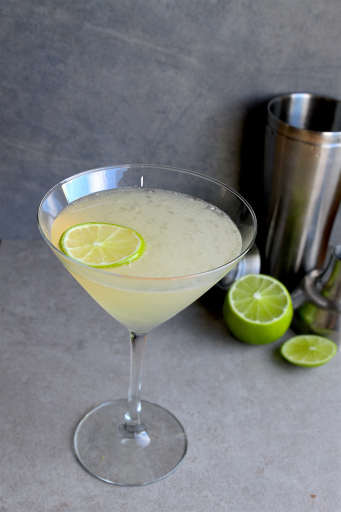 Elderflower Marga-tini