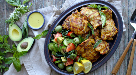 Chicken Shawarma – Grilled or Roasted