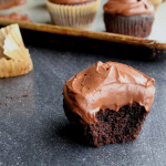 paleo vegan chocolate cupcakes