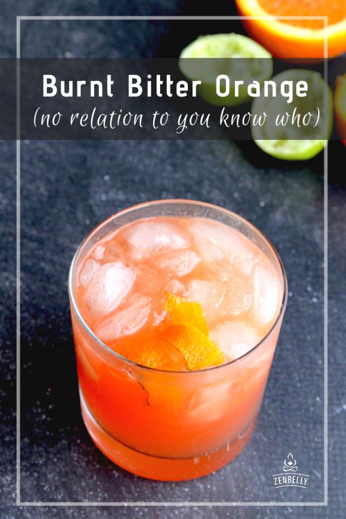 burnt bitter orange