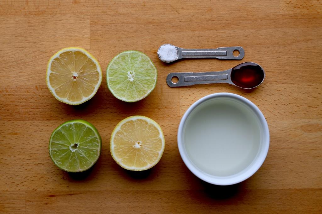 electrolyte lemonade