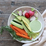 green goddess dressing & dip
