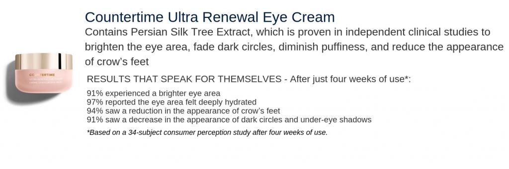 countertime eye cream
