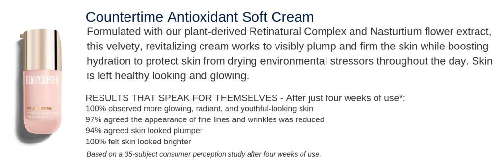 countertime soft cream