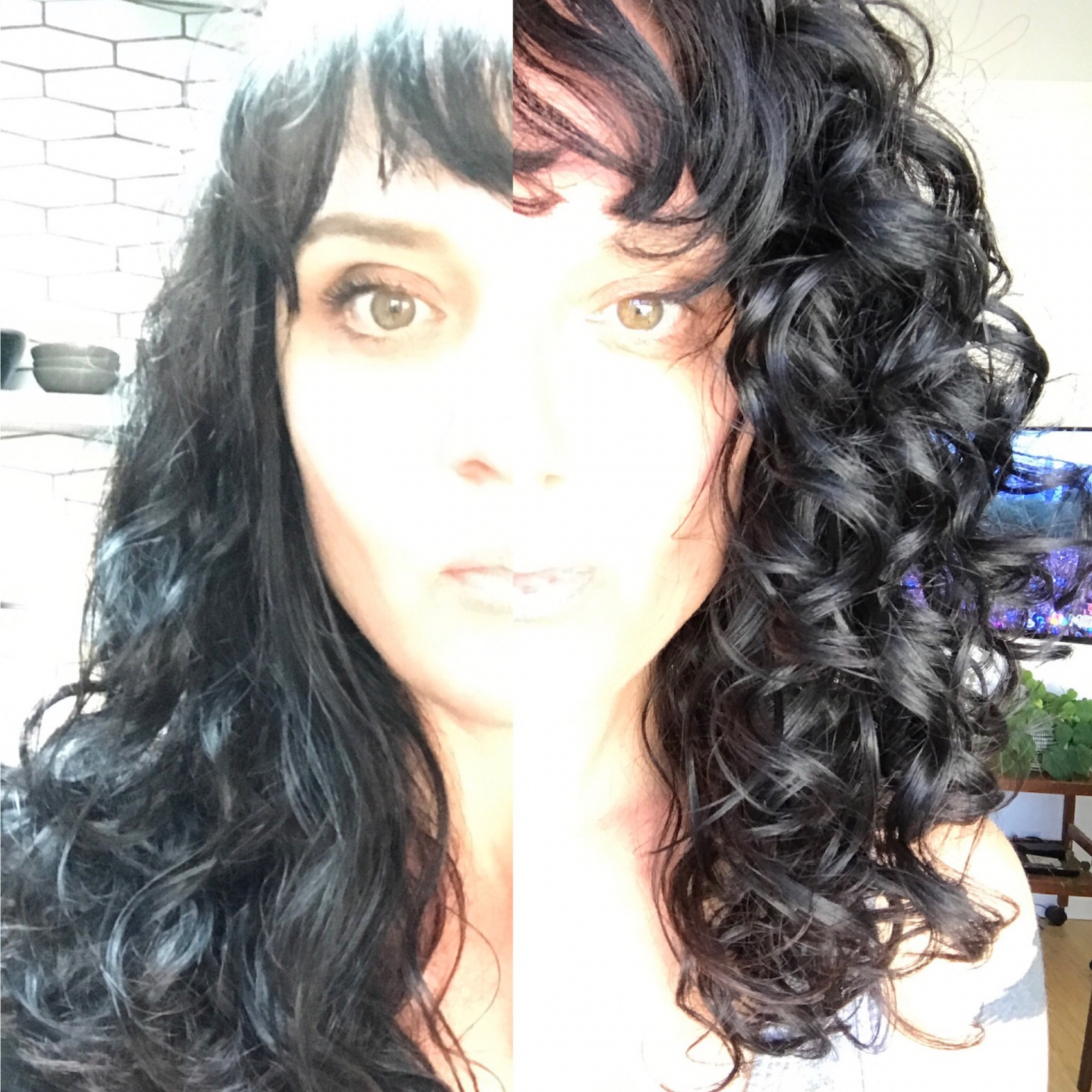 Embracing My Curly Hair And Why I Don T Use The Curly Girl Method