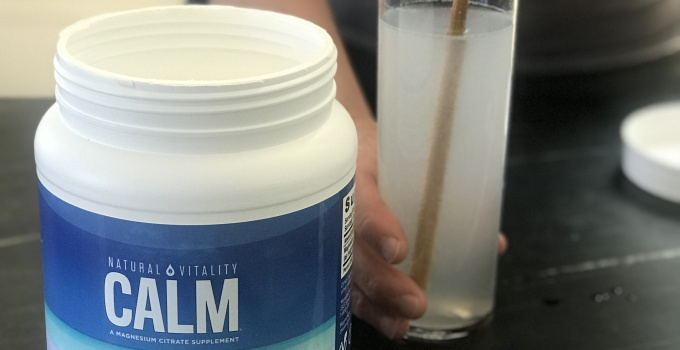 Supplementing with Magnesium