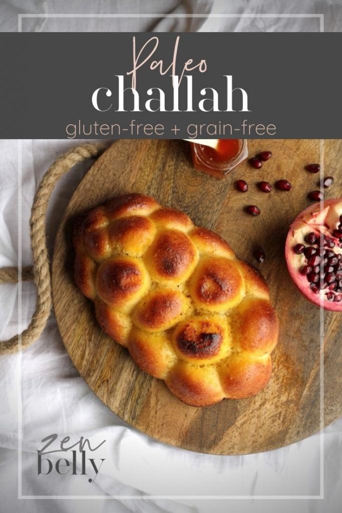 paleo challah