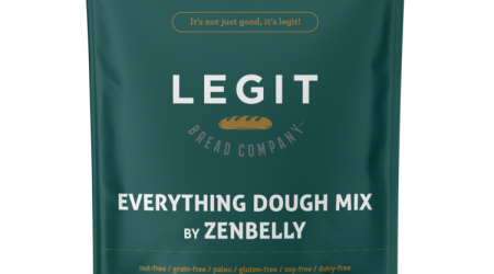 Everything Dough Mix- now available from Legit Bread Co!
