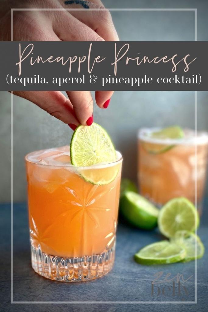 pineapple princess cocktail